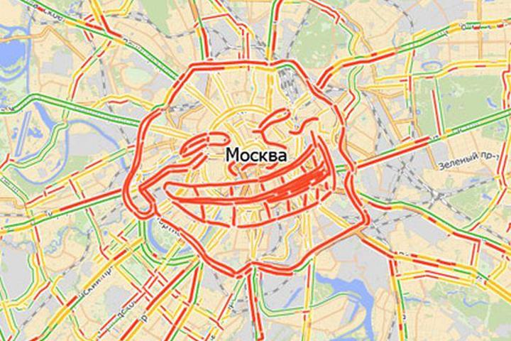 Как «Яндекс» стал причиной московских пробок