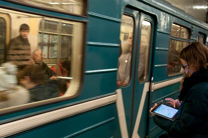ФГУП «РЧЦ ЦФО» измерит качество связи операторов в столичных «подземках»
