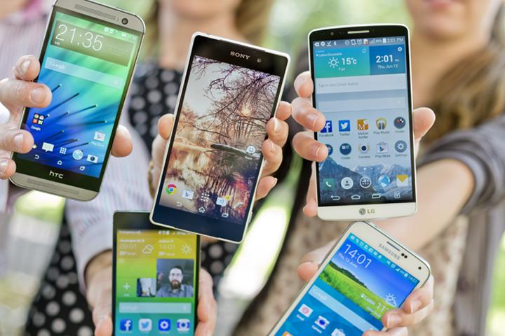 Продажи смартфонов в России в первом квартале выросли на 33%