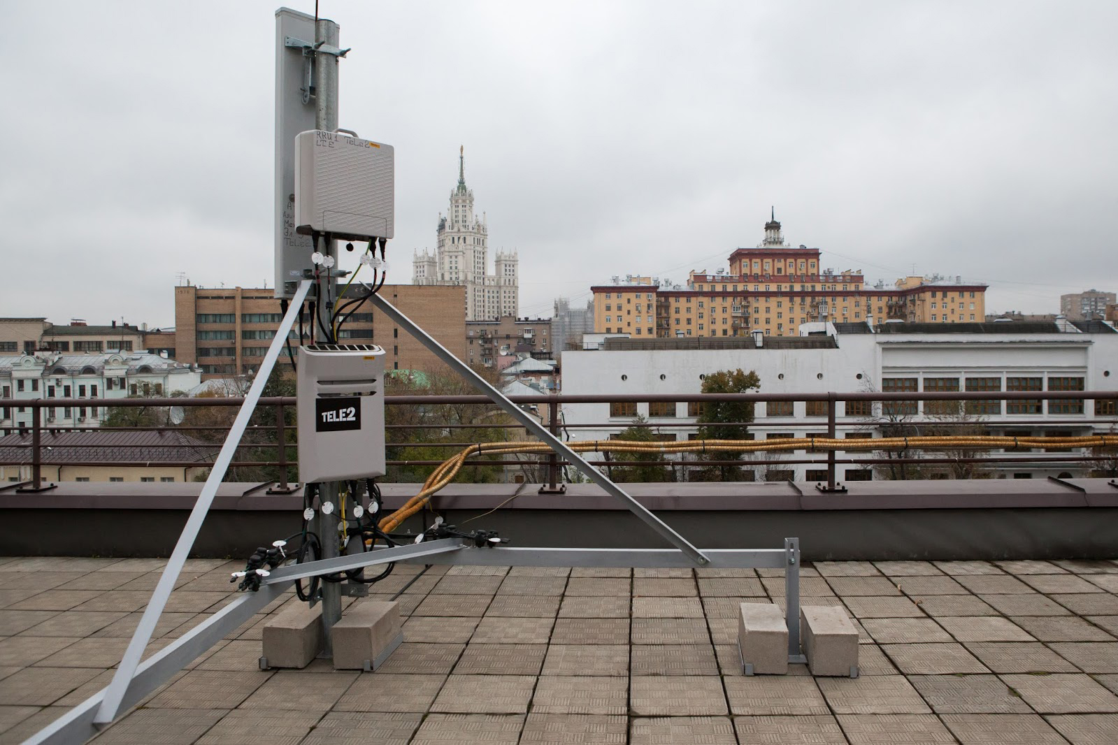 Tele2 отложила продажу башенной инфрастуктуры