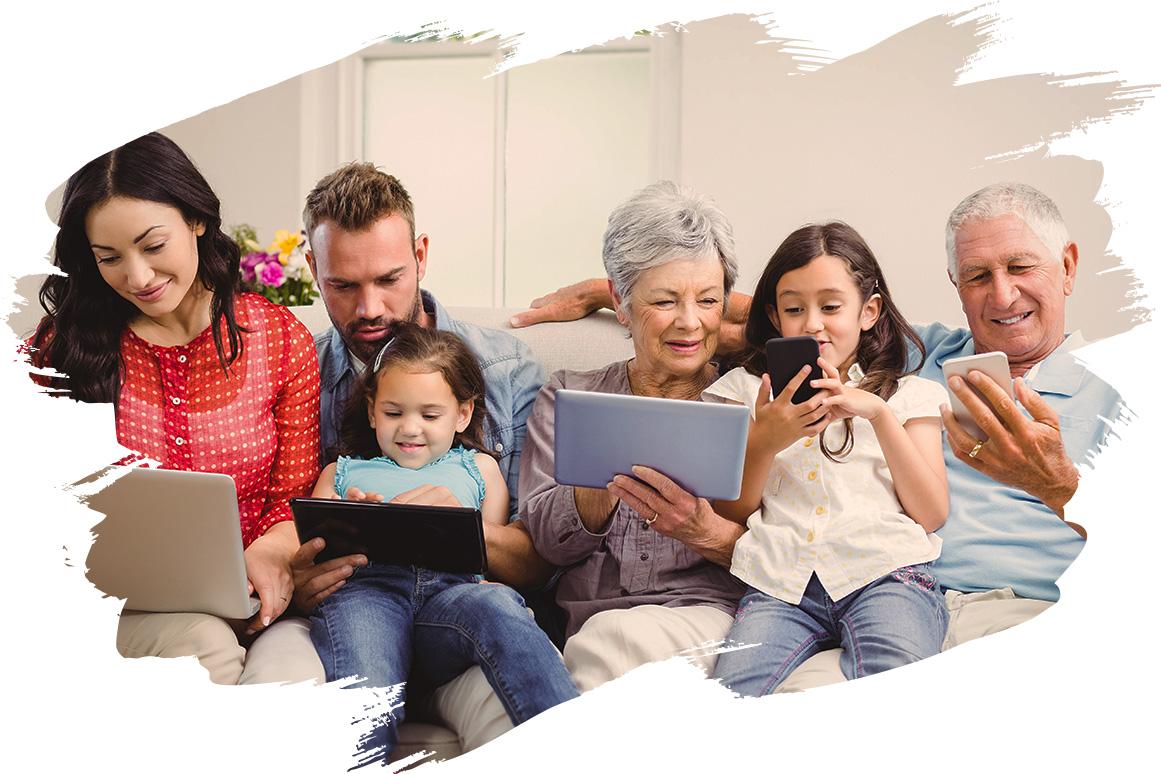 МТС запустил семейный тариф «Наш Smart» с общими пакетами