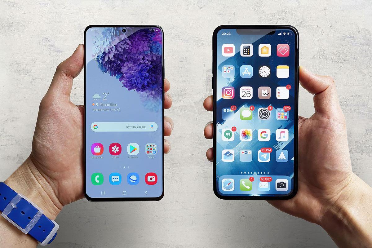 Топ-5 самых продаваемых смартфонов за первые девять месяцев 2020 года