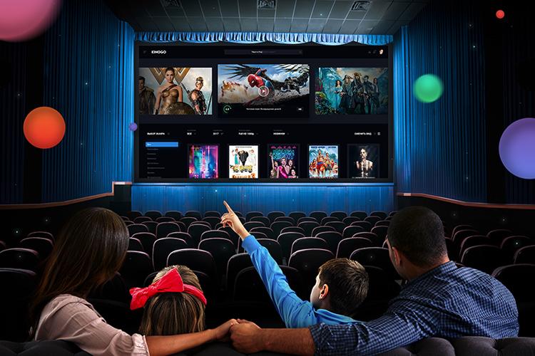 За интернет-кинотеатры платят 8,5 млн россиян
