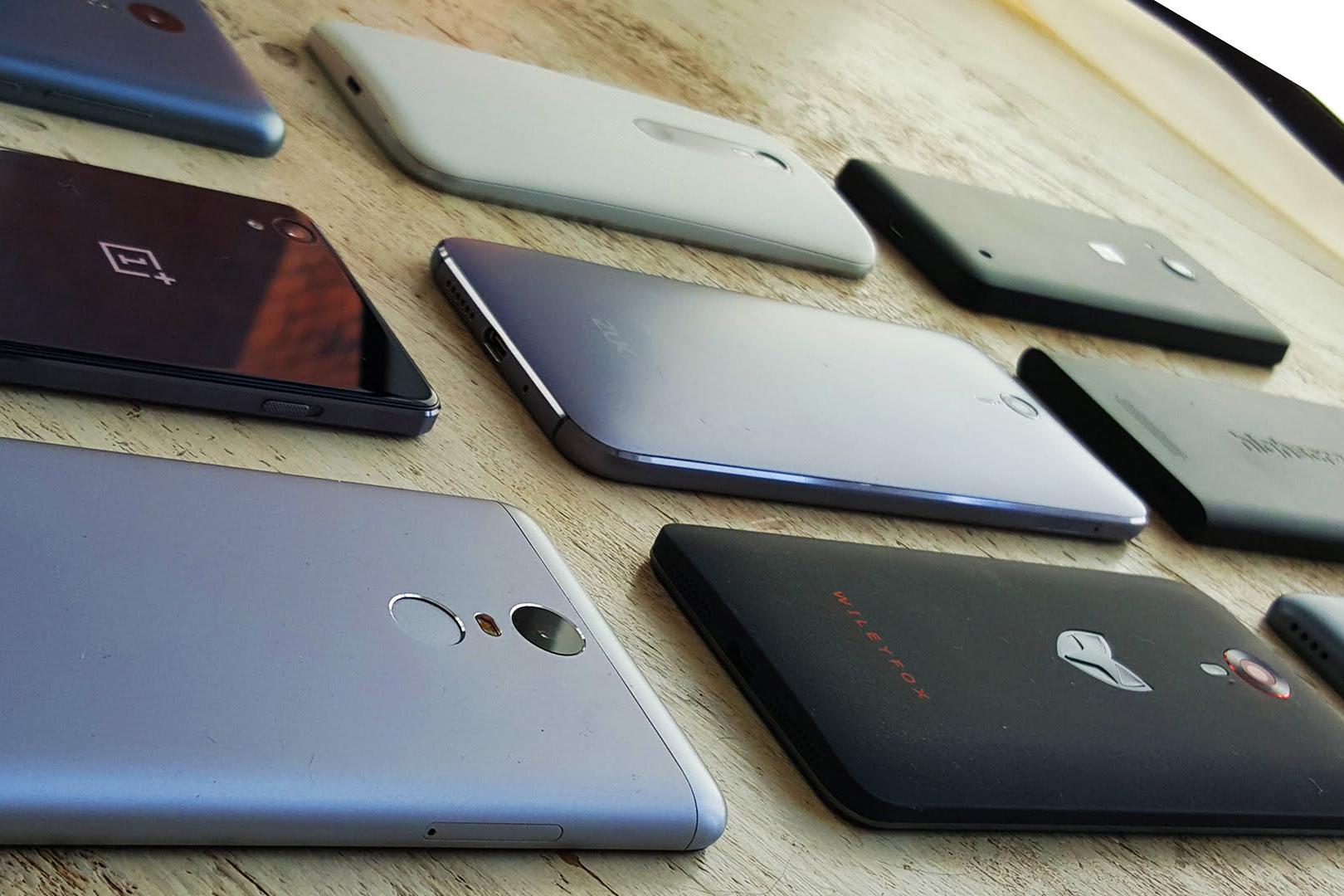 В России вырос спрос на бюджетные смартфоны