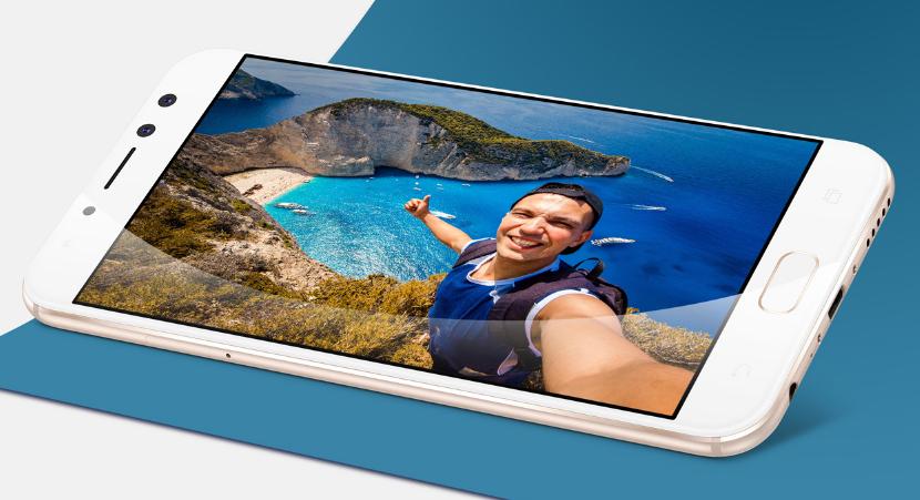 Лучший смартфон для селфи ASUS ZenFone 4 Selfie Pro