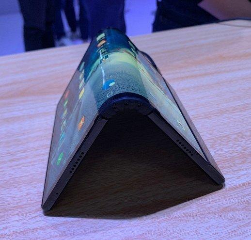 китайский  FlexPai сгибаемый экран