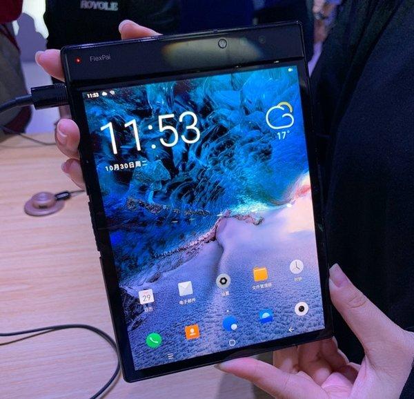 смартфон FlexPai