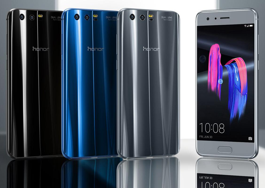 Лучший смартфон среднего класса Honor 9