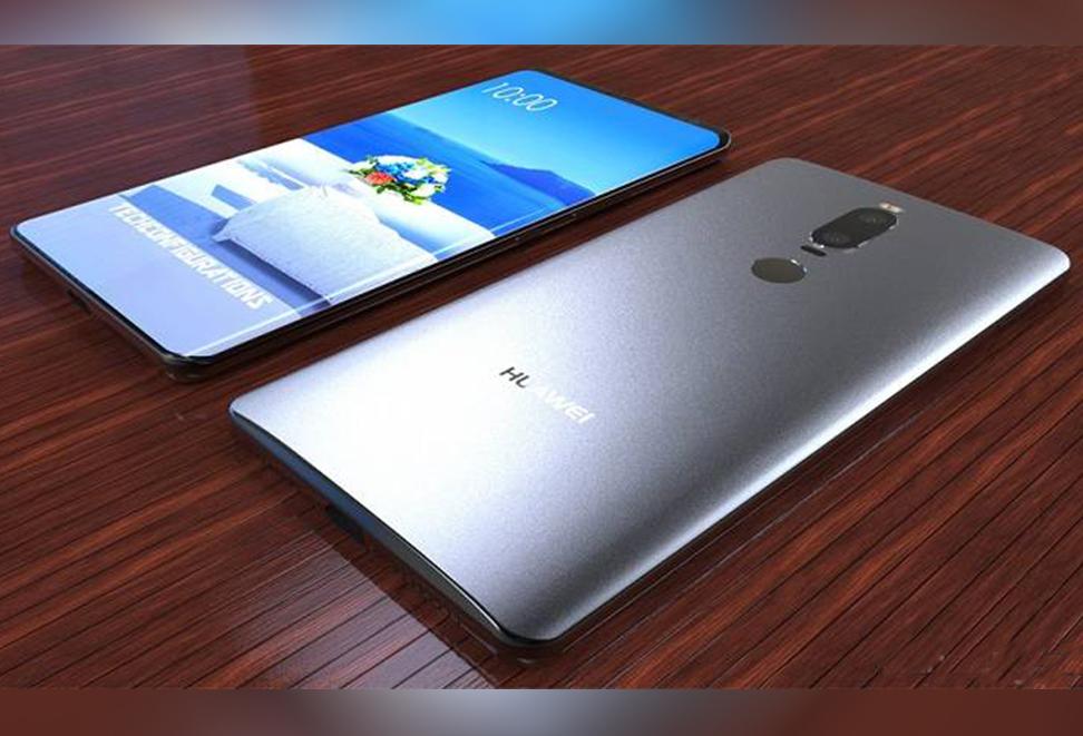 Смартфон с лучшей фотокамерой Huawei Mate 10 Pro