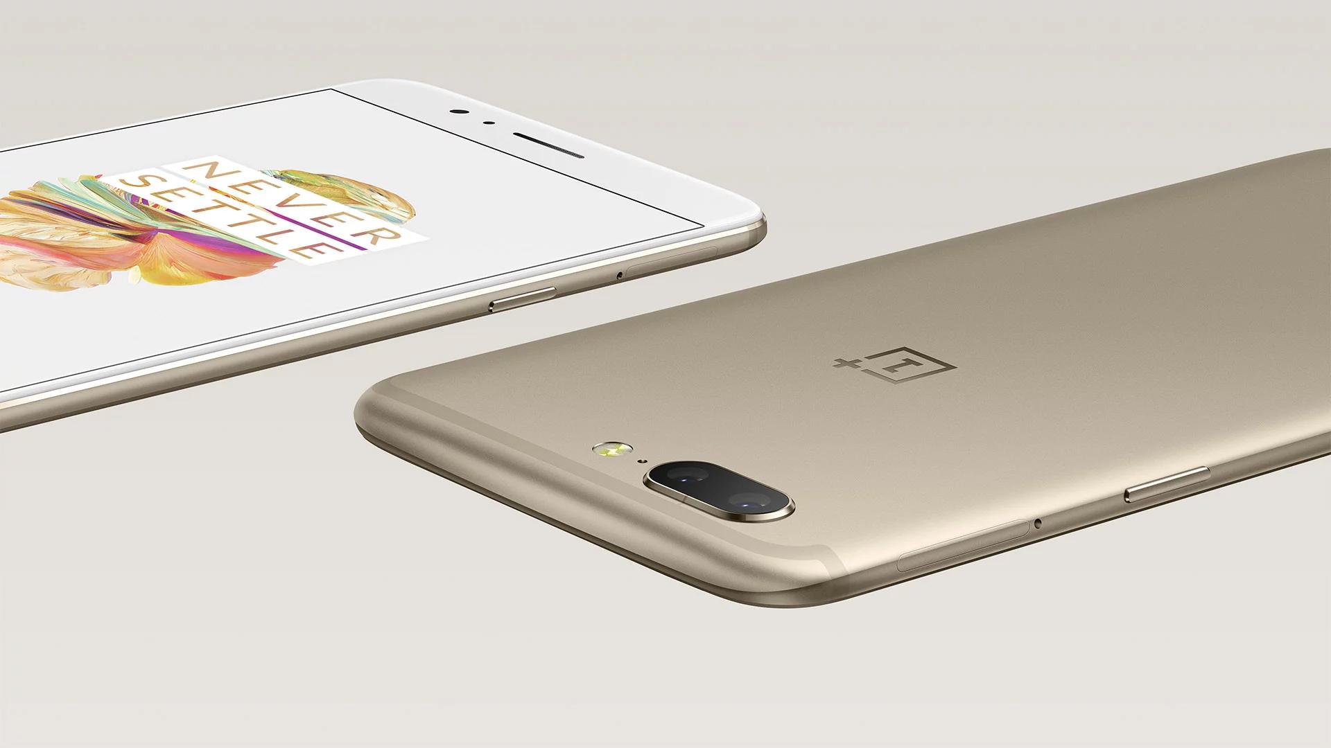 Самый мощный Android-смартфон OnePlus 5