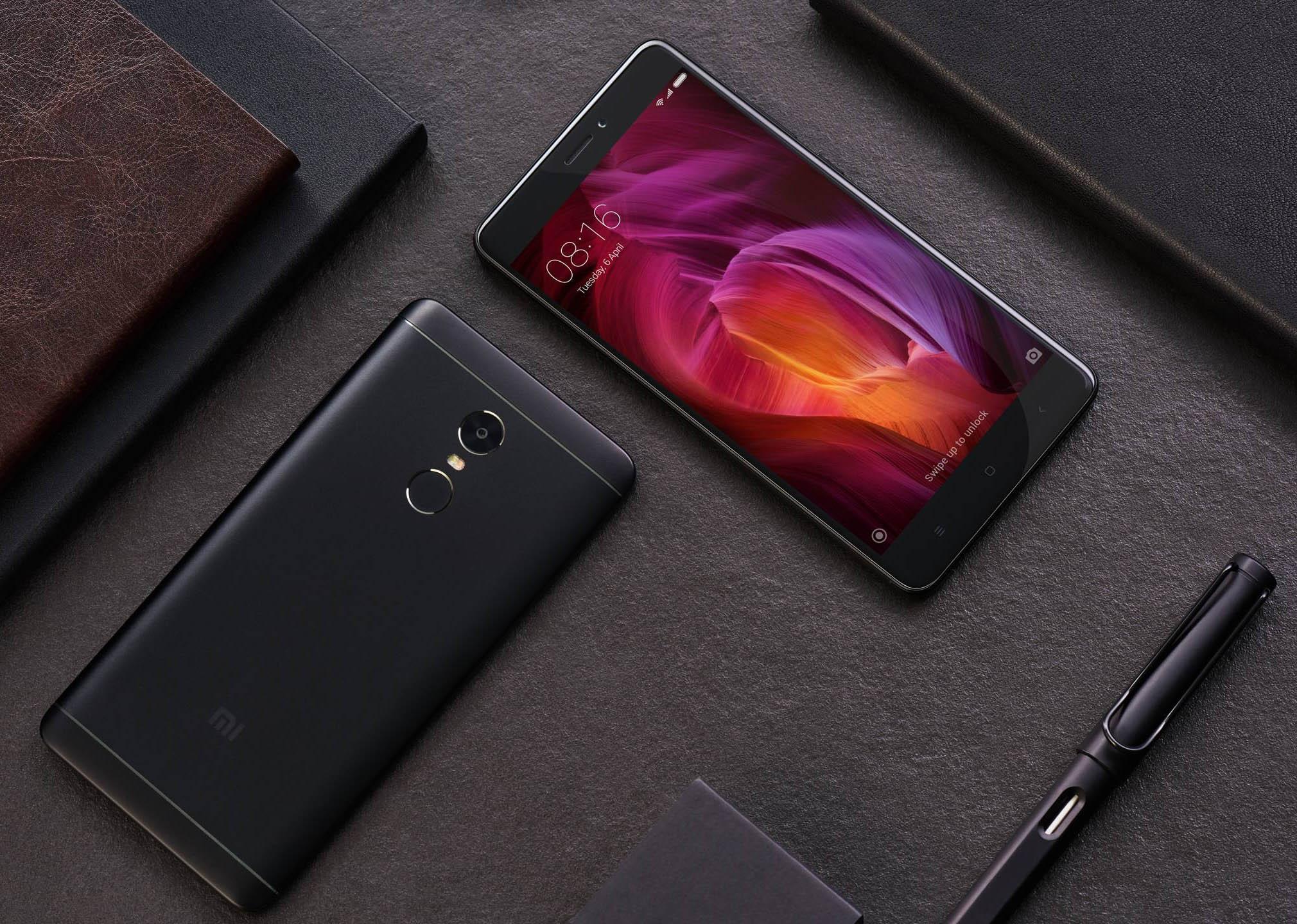 Лучший бюджетный смартфон Xiaomi Redmi Note 4x