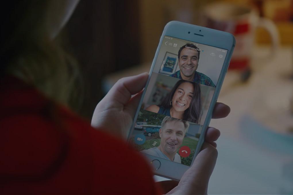 Microsoft разрешила общаться по Skype без регистрации