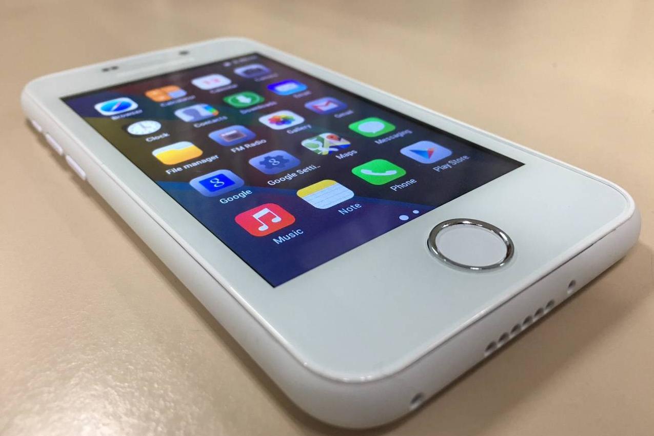 Индийский смартфон за 4$ оказался аферой