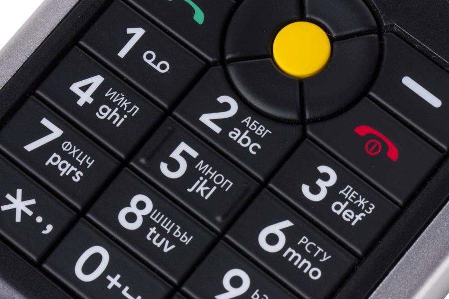 Продажи кнопочных телефонов в России выросли впервые за последние 10 лет