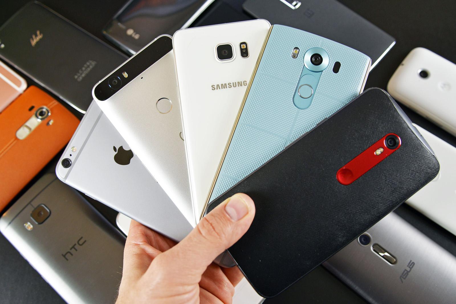 Выбираем лучший смартфон 2017 года