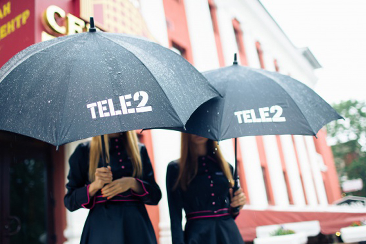 Tele2 подвела итоги развития розничной сети в Москве