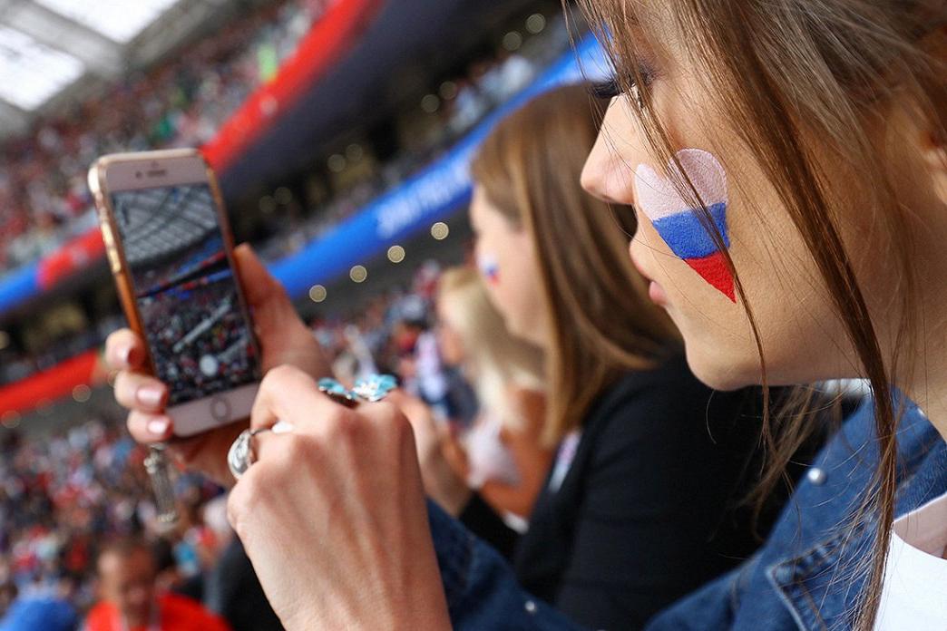 «МегаФон» подвел мобильные итоги группового этапа ЧМ-2018