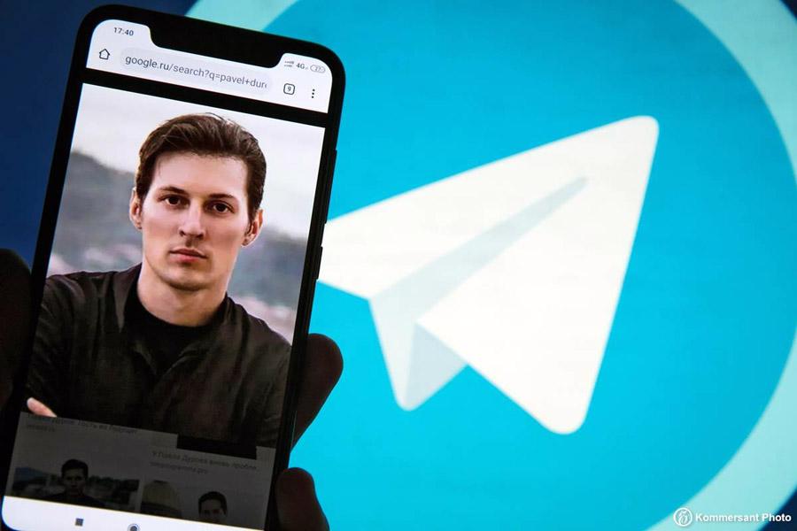 Павел Дуров пояснил принципы показа рекламы в Telegram
