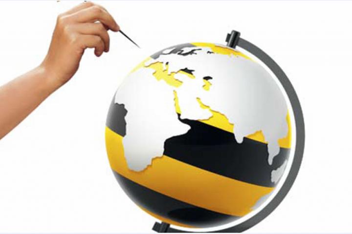 LTE-роуминг доступен клиентам «Билайн» в 63 странах