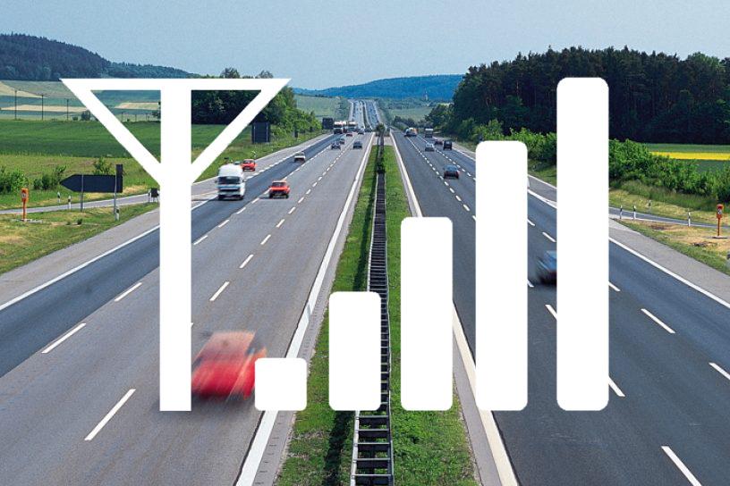 Роскомнадзор проверил покрытие мобильной связью главные автомагистрали России