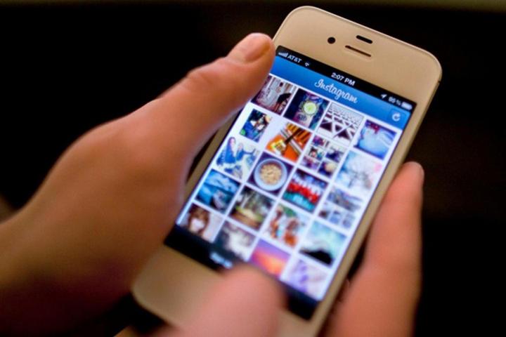 Пользователи Instagram стали реже публиковать фотографии