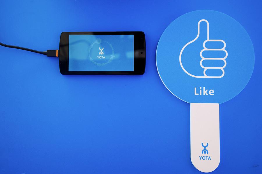 Yota составила рейтинг социальных сетей и мессенджеров