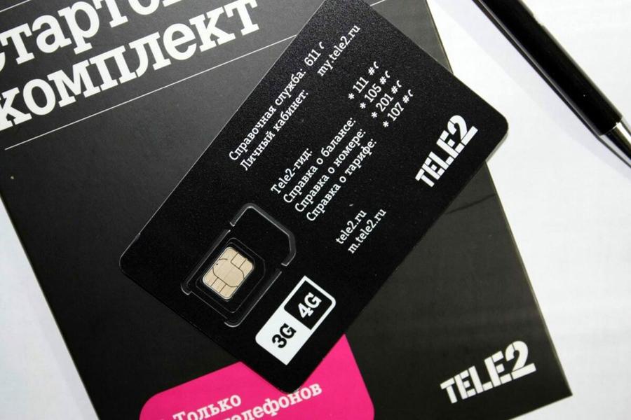 Клиенты Tele2 стали чаще покупать SIM-карты онлайн