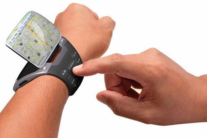 Через 4 года обычные часы заменят смартфоны