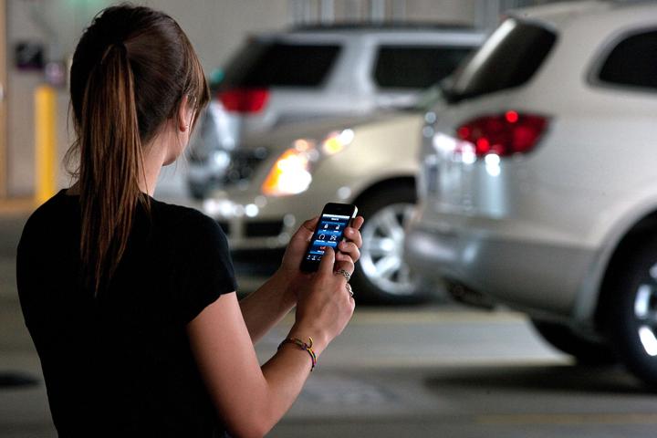 Столичные абоненты Tele2 могут оплачивать парковку с мобильного телефона