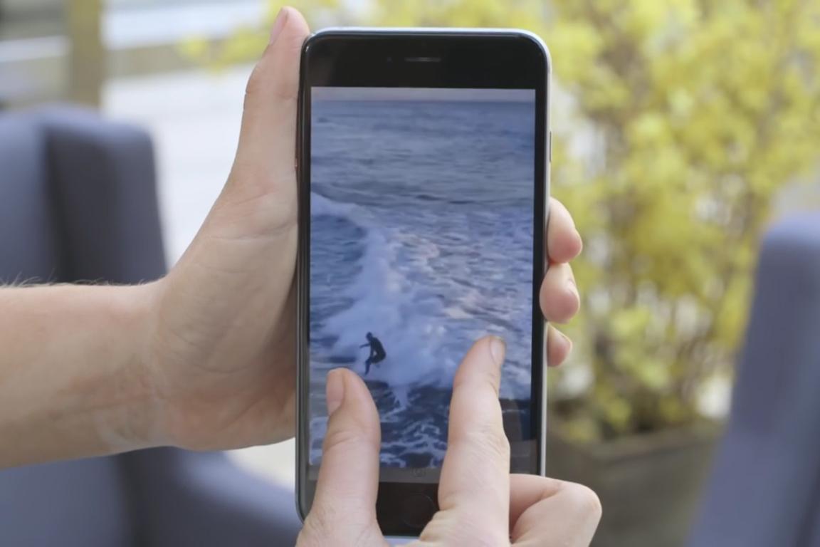 Instagram научился увеличивать видео