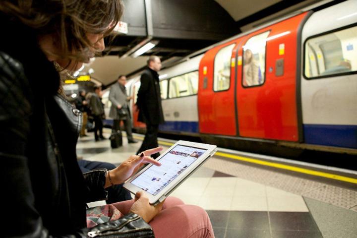 МТС запустит 3G-сеть во всех вагонах столичного метро в 2017 году