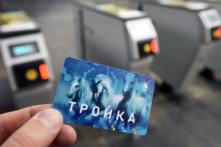 «МТС» упростили пополнение транспортной карты «Тройка»
