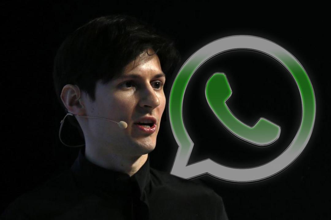 Павел Дуров посоветовал удалить WhatsApp. Стоит ли это делать?