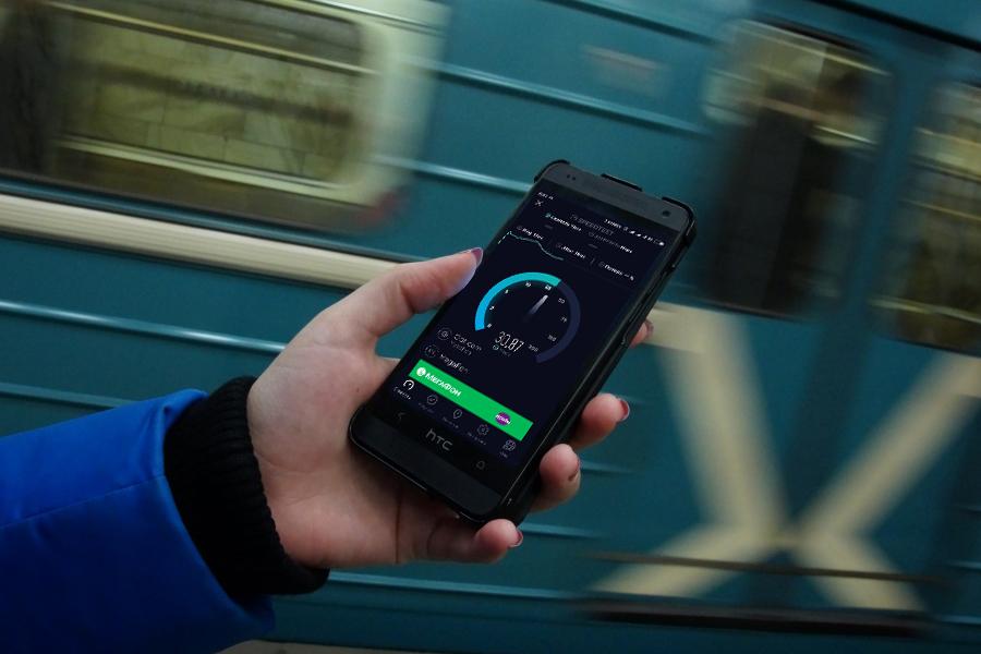 «МегаФон» развернул 4G-покрытие в перегонах пяти веток метро внутри Кольцевой линии