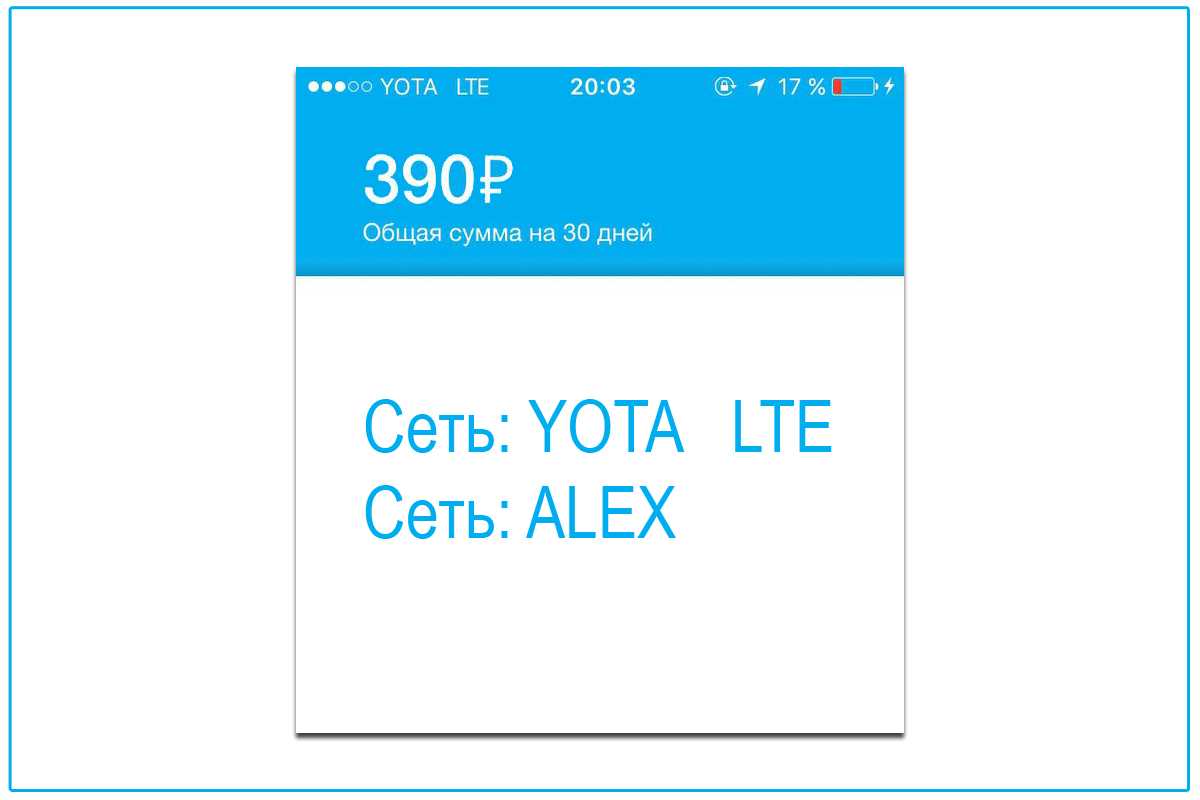 Абоненты Yota за деньги смогут сами дать название сети