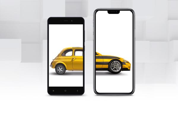 Билайн обменивает старые гаджеты на новый смартфон и услуги связи