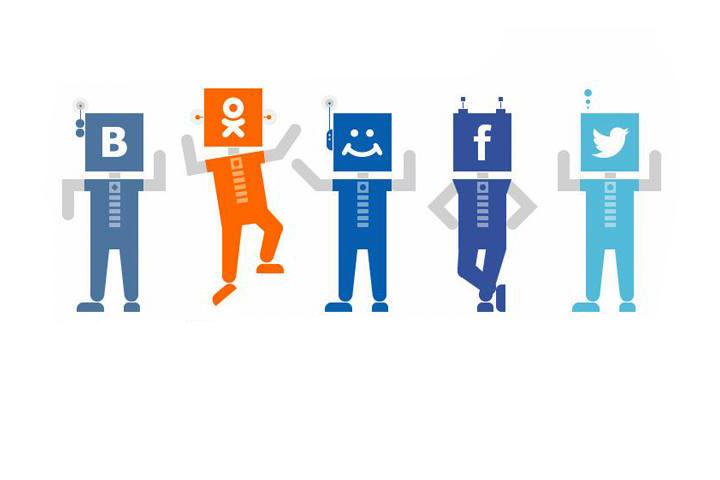 60% россиян регулярно пользуются социальными сетями