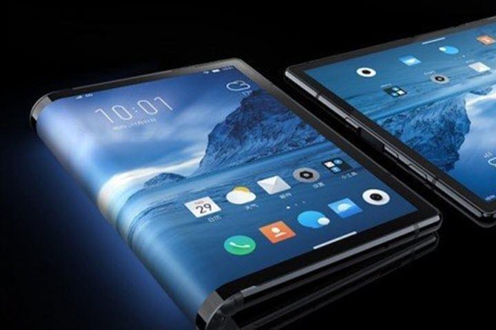 Первый в мире смартфон FlexPai со складным экраном появился в продаже
