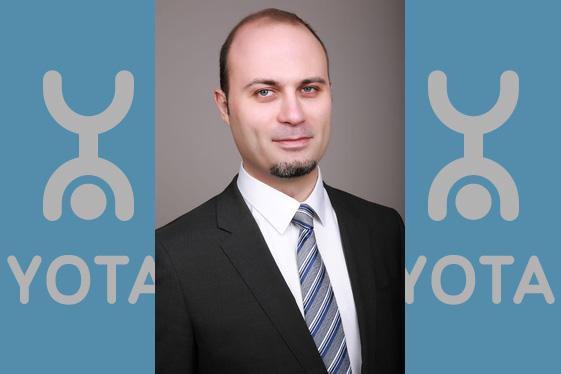 Yota вновь меняет главу на московском рынке