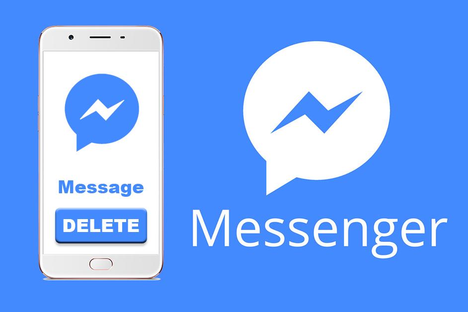 Facebook Messenger разрешил удалять сообщения