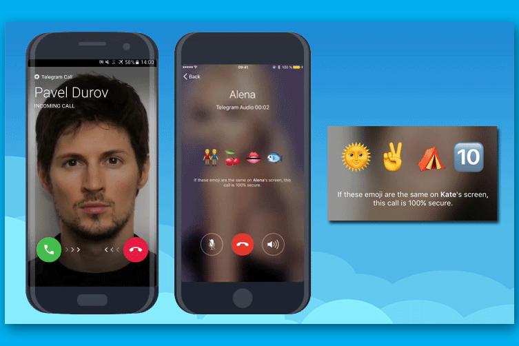 Telegram запустит безопасные групповые видеозвонки