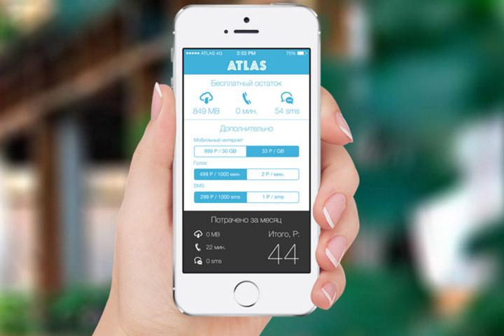 Бесплатный сотовый оператор «Атлас.» появится в Москве и Петербурге