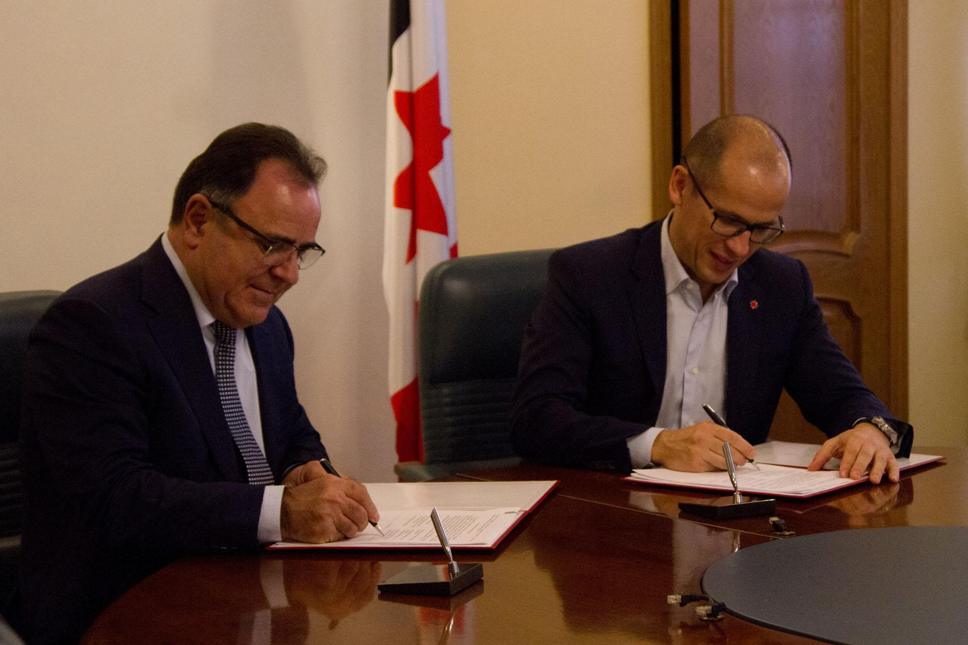 «МегаФон» заключил соглашение с Правительством Республики Удмуртия