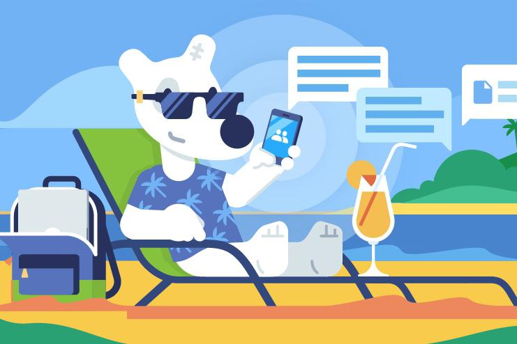 «ВКонтакте» запустила приложение VK Admin для администраторов сообществ