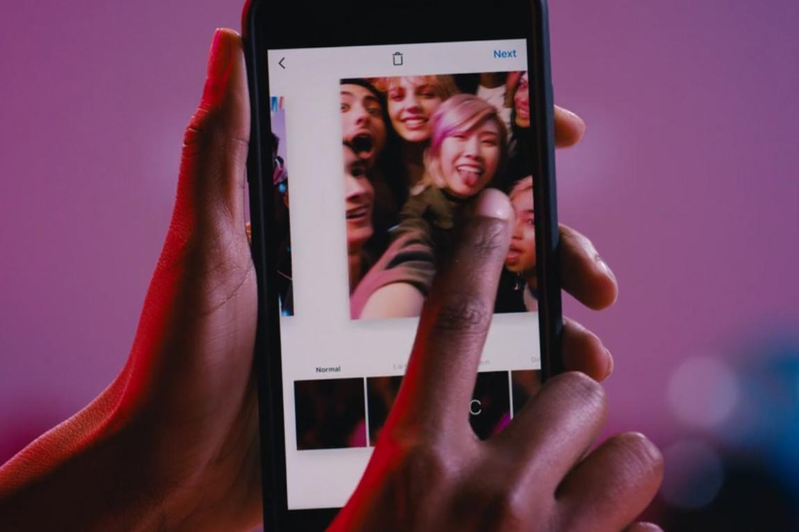 Instagram запустил «карусели» для показа до 10 фото и видео в одной публикации