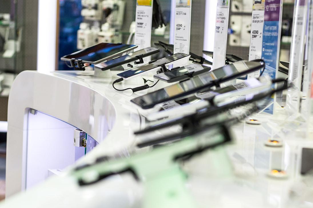 Смартфоны российских брендов становятся все более популярнее