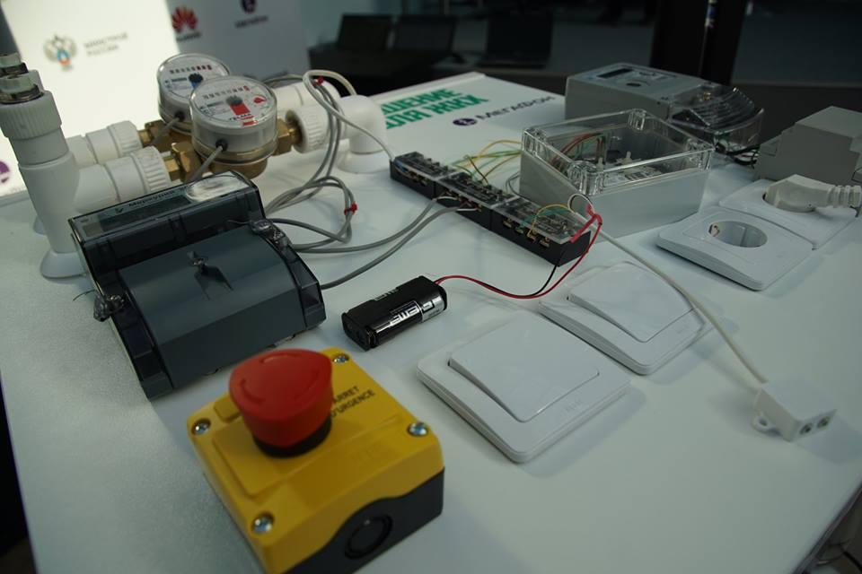счетчики воды для ЖКХ с сим-картой МегаФон