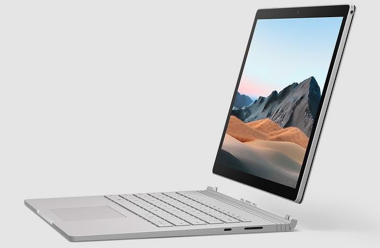 Трансформер Microsoft Surface Book 3 характеристики цена