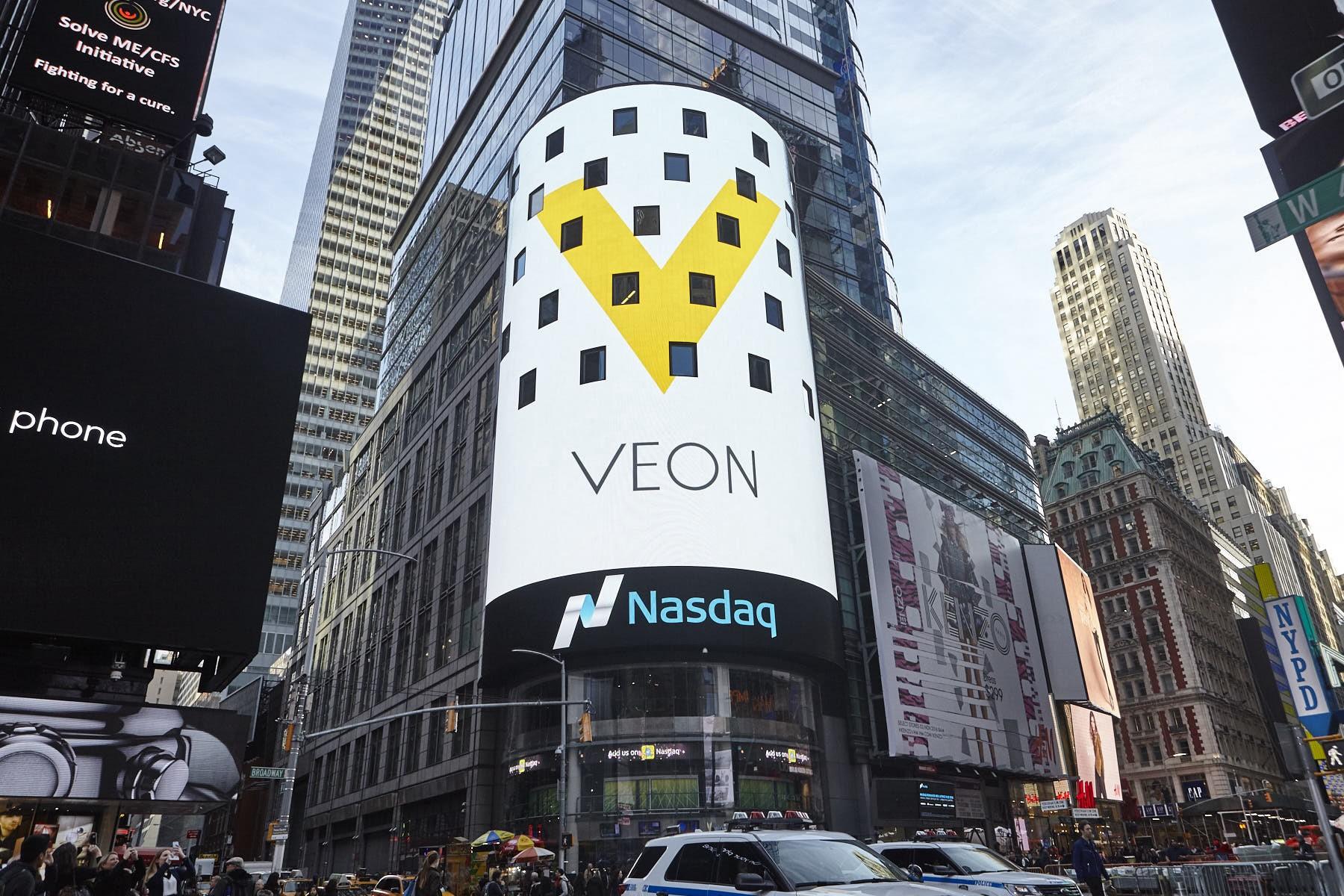 Veon запустил новое направление деятельности для увеличения прибыли