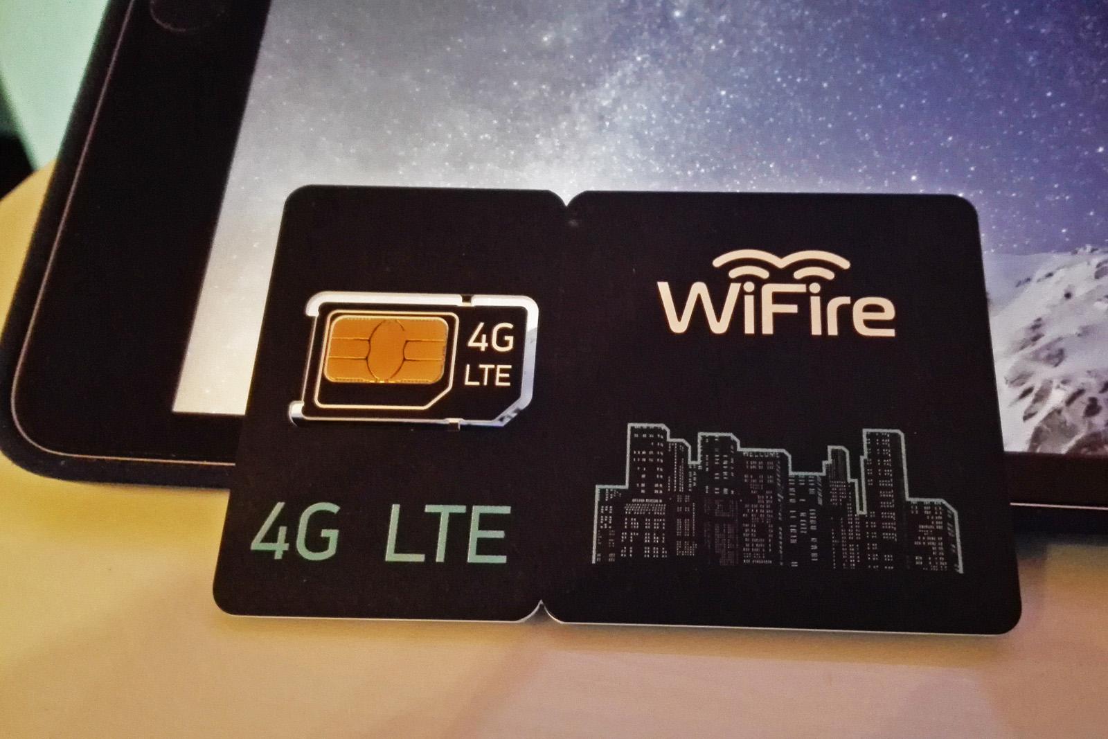 Виртуальный оператор Wifire запустил мобильную связь в Псковской области